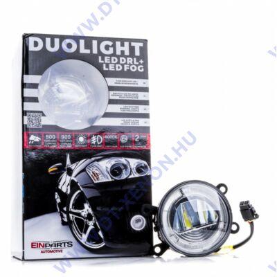 Einparts Duolight Nappali menetfény+ködlámpa LED készlet DL21