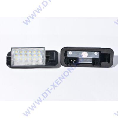 DTX 1005 BMW 6000K fehér SMD LED-es rendszámtábla világítás szett