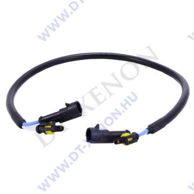 AMP toldó kábel utólagos xenonhoz
