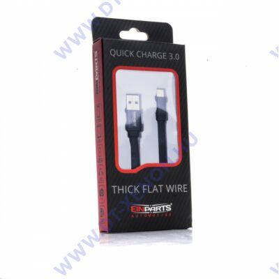Einparts EPACC006 USB-A - Apple Lightning adatkábel - töltőkábel