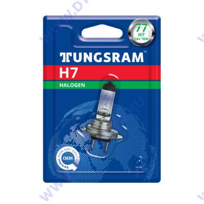 Tungsram H7 70W Original 24V halogén izzó 58521U