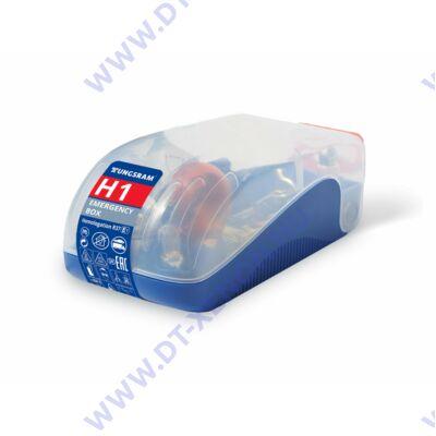 Tungsram H1 12V tartalék izzó / biztosíték készlet