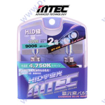 MTEC 9006/HB4 Cosmos Blue White xenon hatású izzó