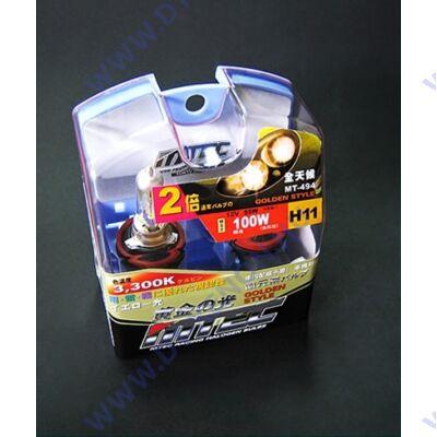 MTEC H11 Golden Style izzó