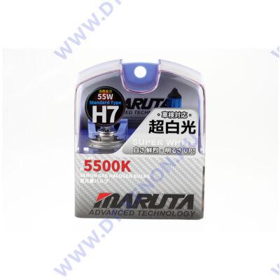 MTEC SuperWhite H7 xenon hatású izzó