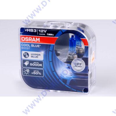 Osram Cool Blue Boost HB3 DUO BOX halogén izzó 9005CBB-HCB