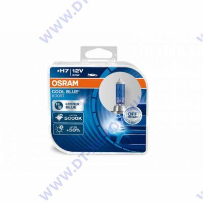 Osram Cool Blue Boost H7 DUO BOX halogén izzó 62210CBB-HCB