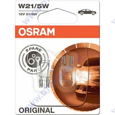 Osram T20 W21/5W Original Line 7515-02B duo pack