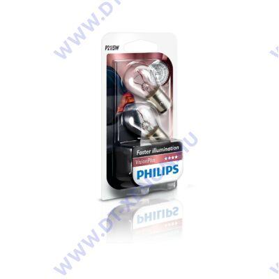 Philips P21/5W - BAY15D VisionPlus izzó
