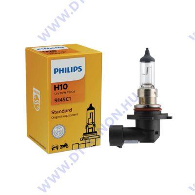 Philips H10 Original Vision halogén izzó +30% 9145C1