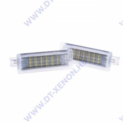 Einparts LED beltér világítás BMW / Mini / Range Rover ajtó / lábtér / csomagtér világítás  EP552