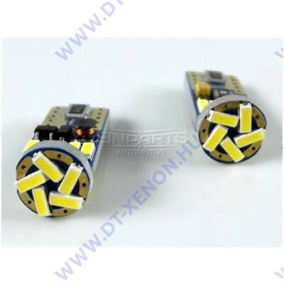 T10 (W5W) LED 15 SMD Einparts EPL27