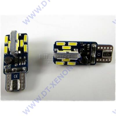 T10 (W5W) LED 24 SMD Einparts EPL26