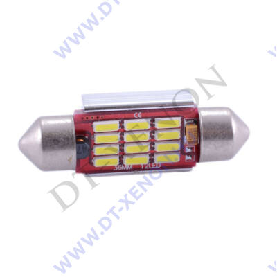 Szofita LED 12SMD 4014 Can-Bus 31-36-39-42mm