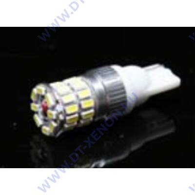 T10 (W5W) Turbo LED Can-Bus