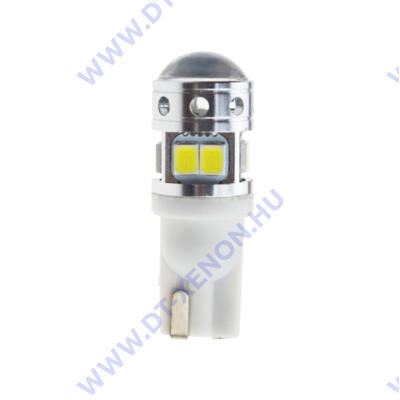 T10 (W5W) 10x2835SMD Epistar LED Can-Bus