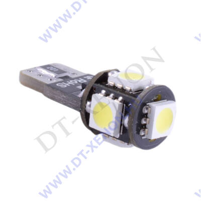 T10 (W5W) LED 5 SMD Can-Bus