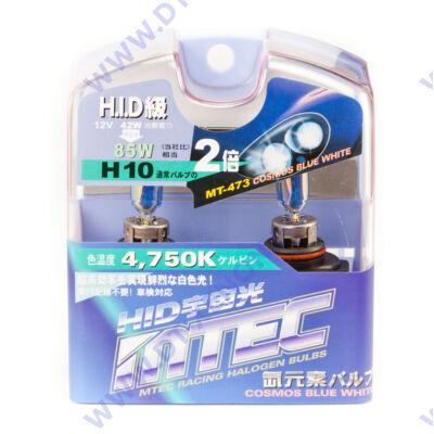 MTEC H10 Cosmos Blue White xenon hatású izzó
