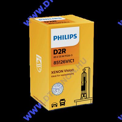 Philips D2R Vision Xenon izzó 85126VI