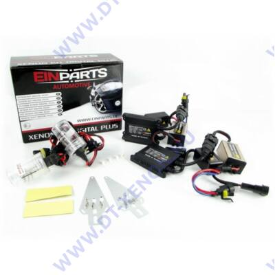Einparts H1 Xenon szett Slim Can-Bus 35W (12V) digital plus