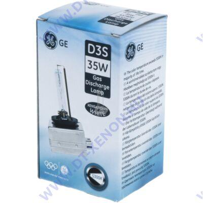 GE D3S White Xensation Xenon izzó 53780U