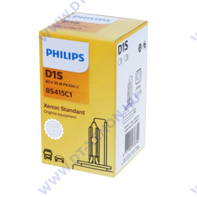 Philips D1S XenStart Standard Xenon izzó 85415