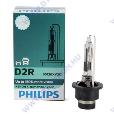 Philips D2R X-tremeVision gen2 Xenon izzó 85126XV2