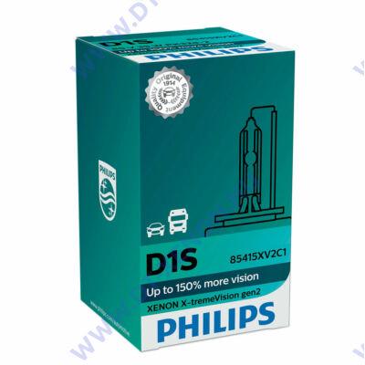 Philips D1S X-tremeVision gen2 Xenon izzó 85415XV2