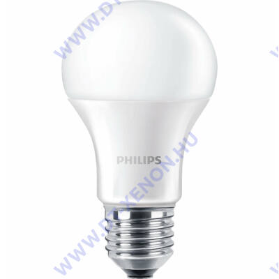 PHILIPS E27 CorePro LED 9W (=60W) 2700K