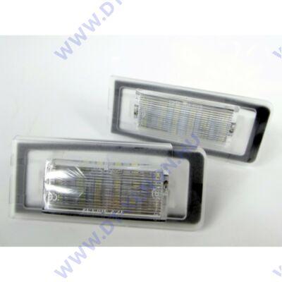 Einparts AUDI TT 8N rendszámtábla LED világítás EP84