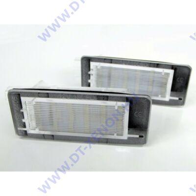 Einparts Renault rendszámtábla LED világítás EP92