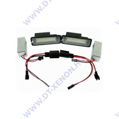 Einparts VW rendszámtábla LED világítás EP03