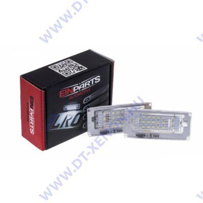 Einparts MINI rendszámtábla LED világítás EP09