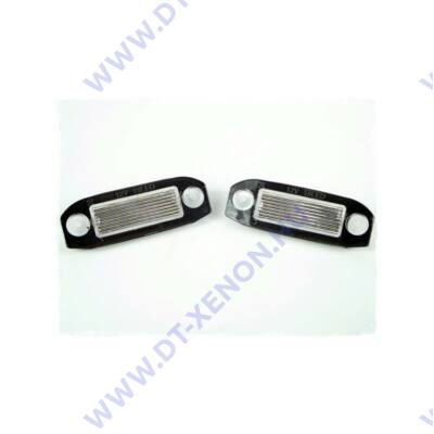 Einparts Volvo rendszámtábla LED világítás EP49