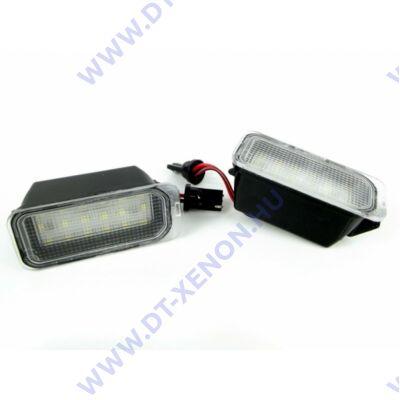 Einparts Ford rendszámtábla LED világítás EP73