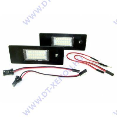 Einparts Alfa Romeo / BMW / Fiat / MINI rendszámtábla LED világítás EP93