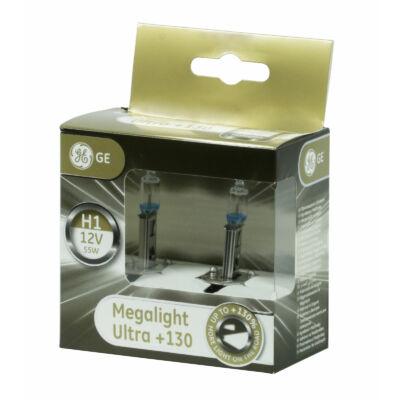 Tungsram H1 Megalight Ultra halogén izzó +130%