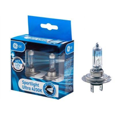 GE-Tungsram Sportlight Ultra H7 halogén izzó +30%