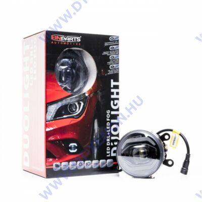 Einparts Duolight Nappali menetfény+ködlámpa LED készlet DL38