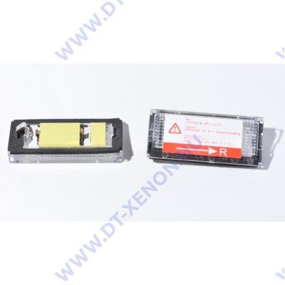 DTX 1001 BMW 6000K fehér SMD LED-es rendszámtábla világítás szett