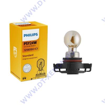 Philips PSY24W SilverVision PG20/4 12180SV+C1