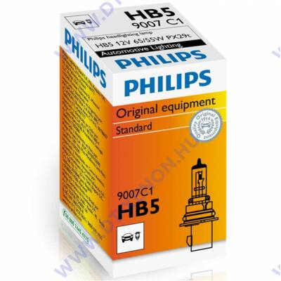 Philips HB5 9007 Original Vision halogén izzó +30% 9007C1