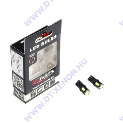 T10 (W5W) LED 6 SMD Einparts EPL134