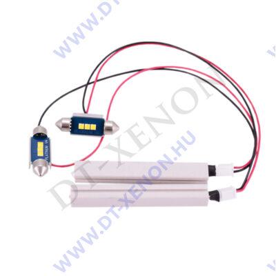 HyperColor Audi/VW/Skoda rendszámtábla LED Can-Bus 5000K