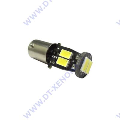 HyperColor BA9S (T4W) 6SMD LED Can-Bus 6500K