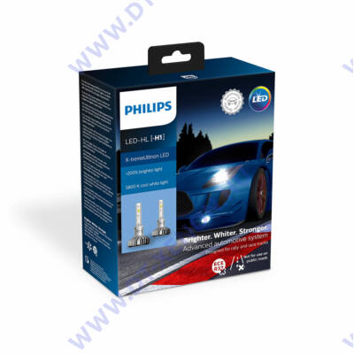 Philips H1 20W X-tremeUltinon LED gen2 5800K +200% 11258XUX2 12V