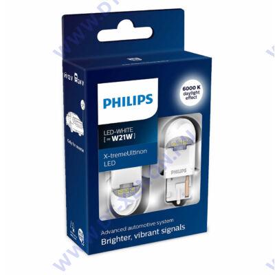 Philips T20 W21W (7440) X-tremeUltinon LED gen2 6000K 11065XUWX2