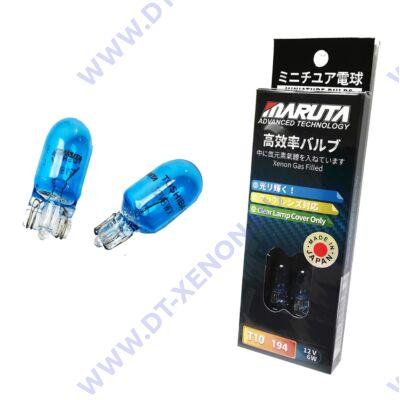 MTEC T10 SuperWhite 5000K W5W fehér izzópár