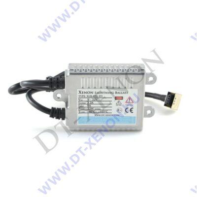 Digitális Slim Xenon trafó 35W D1S/D1R izzóhoz