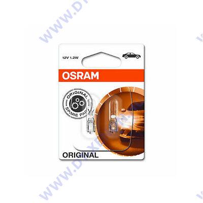 Osram T5 W1.2W Original Line műszerfal izzó 2721